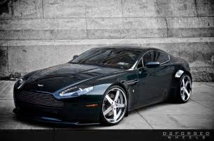 Aston Martin 8 D2forged Aston Martin V8 Vantage Car Tuning