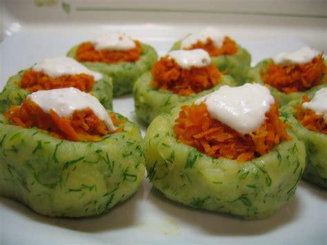 patatesli kabakl mcver aperatifler oktay usta yemek tarifleri yemek tarifleri patates salatasi