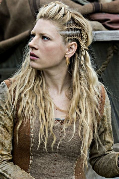 how to do your hair like vikings lagertha lagertha hair on pinterest viking hair viking