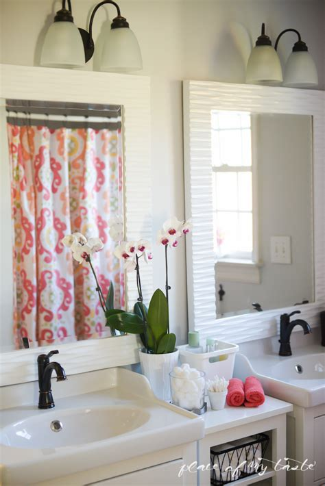 win a bathroom makeover 2014 bathroom update with kendrick wall mirrors and giveaway