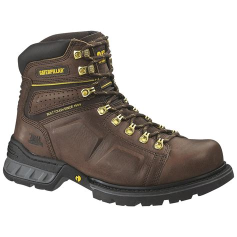 Sepatu Boots Safety Caterpilar Hydroulic Steel Toe s caterpillar 174 endure steel toe work boots 195460