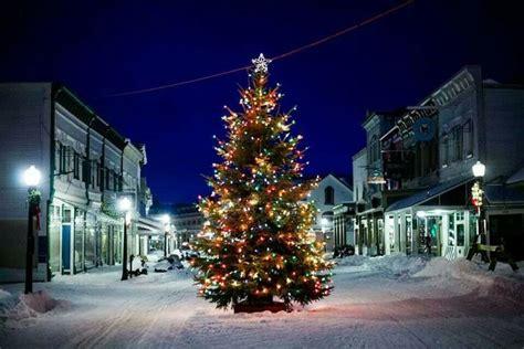mackinac island america s top 10 christmas town stays