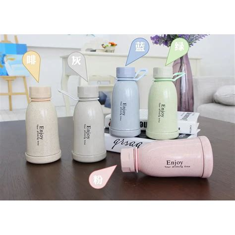 Botol Minum Plastik Enjoy 400ml by Botol Minum Plastik Enjoy 400ml Gray Jakartanotebook