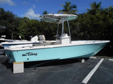 bay skiff boats sea chaser bay runner boats for sale