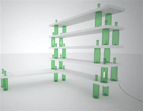 Wine Bottle Shelf Diy by 5 Do It Yourself Projects To Make With Empty Wine Bottles