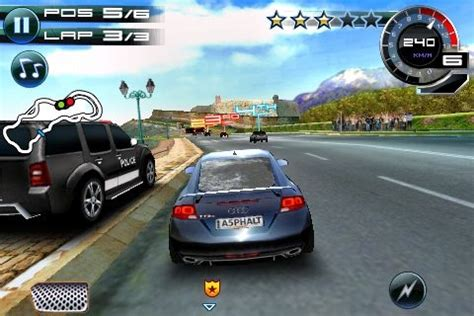 Kaos Cars The Asphalt Nm2k6 ultimate android pack