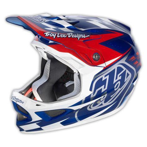 troy lee design dh helmet 2013 troy lee designs d3 team mtb dh bmx bike composite