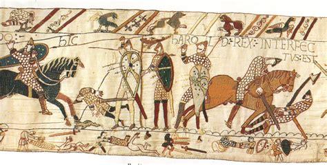 Qu Est Ce Que La Tapisserie De Bayeux by Bayeux Tapestry Harold