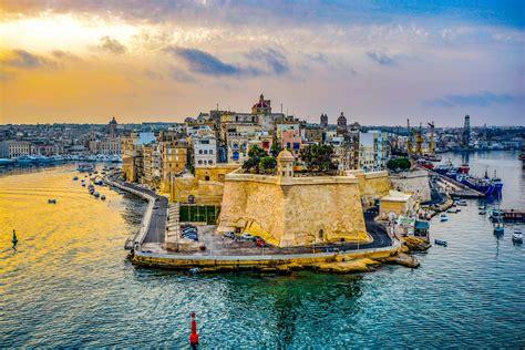 porto la valletta malta malta porto di valletta visto dal mare in my suitcase