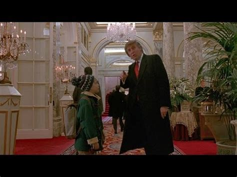 donald trump film every donald trump cameo ever youtube