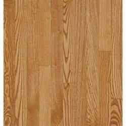 Spice Oak Hardwood Flooring - shop bruce barrett strip 2 25 in w prefinished oak hardwood flooring spice at lowes com