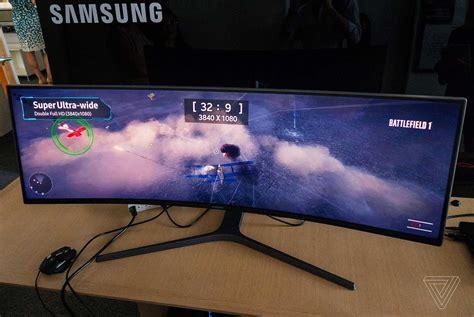 Led Lg 20mt48af 2in 1 Tv Monitor samsung ra mắt 3 m 224 n h 236 nh qled cong nhắm tới thủ 27