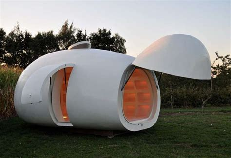 the egg house 22 exles of oddly oval architecture