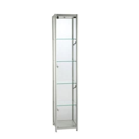 panoramic glass display cheap display cases