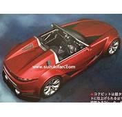 Suzuki Cappuccino Two Door Roadster To Make A Comeback