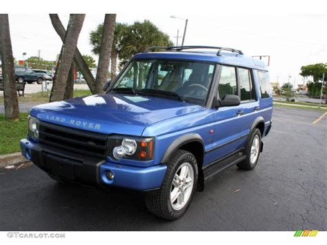 blue land rover 2003 monte carlo blue land rover discovery se7 34799981