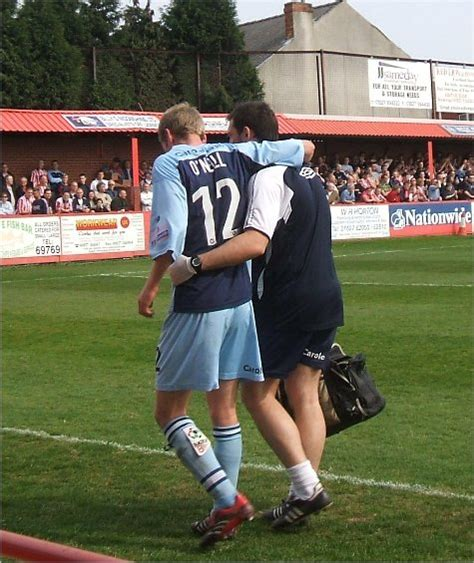 is limping but not in altrincham fc official web site archived news