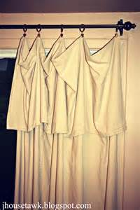 Drop Cloth Curtains » Home Design 2017