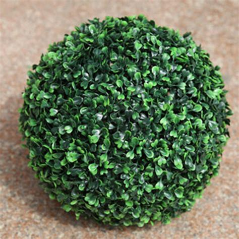 Decorative Grass Balls by Aliexpress Buy 2pcs Wedding Grass Artificial