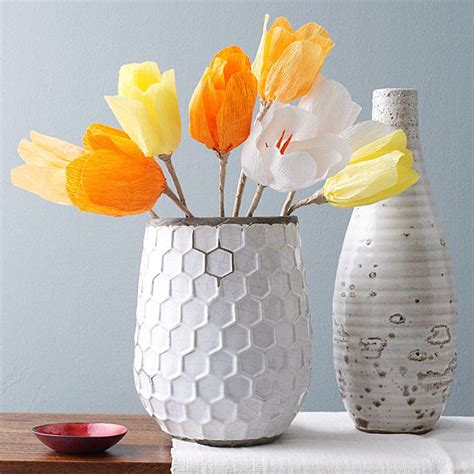 Paper Tulips - new interior design trends for 2013