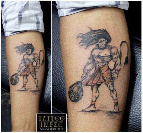 bajrangbali tattoo 232 best tattoo impec works images on pinterest