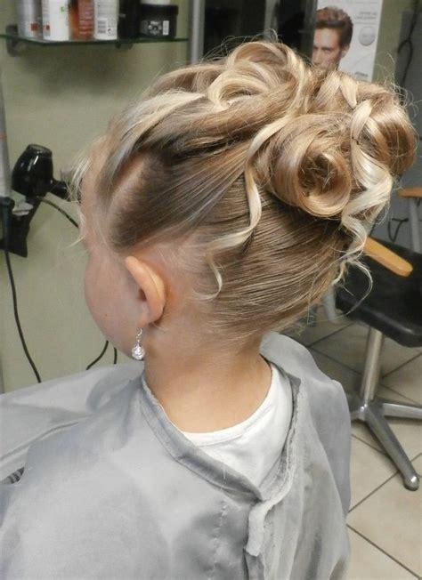 le chignon enfant chignon enfant dynami tif coiffure