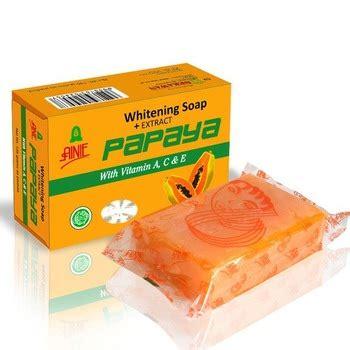 Jahwa Whitening Soap ainie papaya extract whitening soap buy