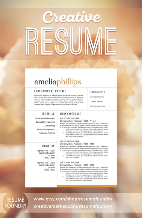 81 best resume ideas images on