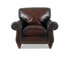 American Chair Factory American Made Best Leather Club Chair Rodgers 7002