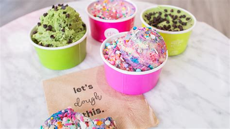 Do Cookies Make You Shop new york s edible cookie dough shop is offering a unicorn