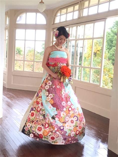hochzeitskleid japan kimono wedding dress is a stunning and easy diy for