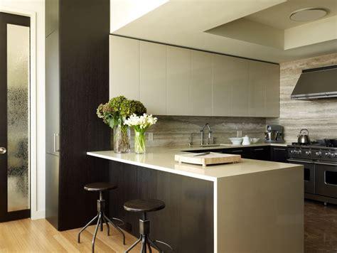 kitchen peninsula design travertine backsplash kitchen contemporary with minimal kitchen backsplash