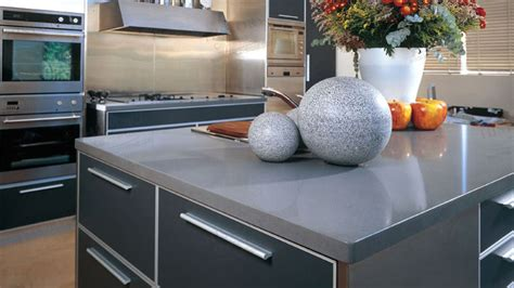 California Countertops by California Grey Quartz Countertop Kitchen Counter Quartz