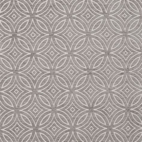 grey and white upholstery fabric gray and white abstract geometric trellis chenille