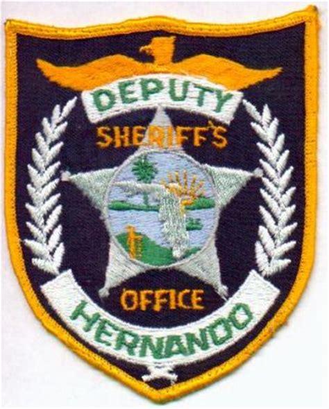 Hernando County Sheriff Records Florida Hernando County Sheriff S Office Deputy Patchgallery