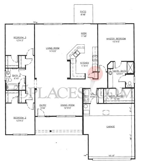 floor plans texas pecos floorplan 2150 sq ft sun city texas 55places com