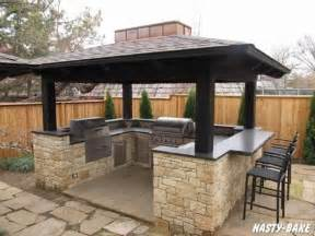 Outdoor Bbq Kitchen Ideas by South Tulsa Outdoor Bbq Island Palapas Asadores