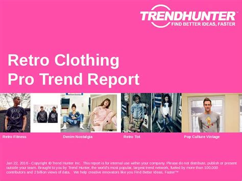 custom retro clothing trend report custom retro clothing