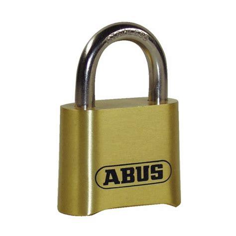 cadenas abus nautic code 180 cadenas 180 ib 50 224 code 4 chiffres anse acier inox abus