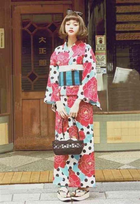 Kimono Channel カジュアル着物のコーディネート ガールズちゃんねる channel