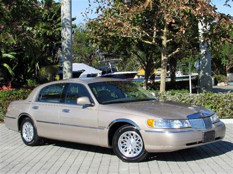 car maintenance manuals 1998 lincoln town car electronic toll collection 1998 lincoln town car signature in fort myers beach fl auto quest usa inc