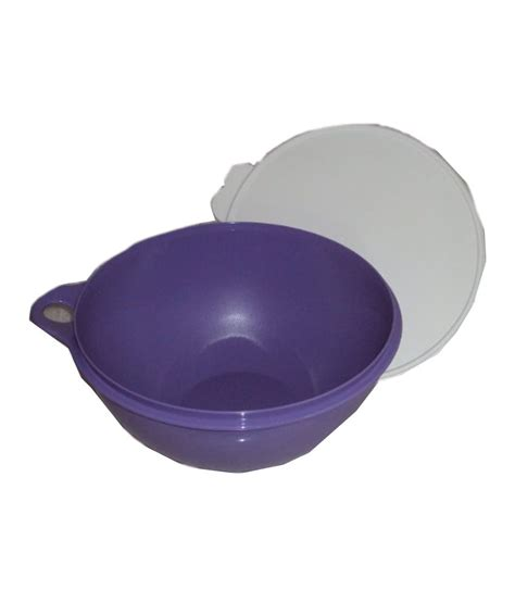 Tupperware Lavender tupperware purple lavender bowl buy at best price in india snapdeal