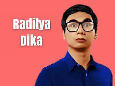 cara membuat novel ala raditya dika mengubah hobi jadi profesi ala raditya dika tips dokter
