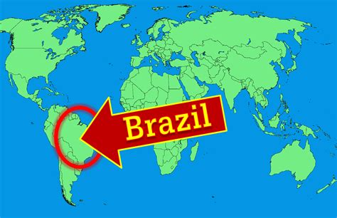 de janeiro on a world map on world map roundtripticket me
