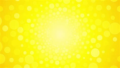 bright yellow background  circles stock footage video
