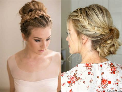 Braided Bun Hairstyles by Tale Braided Updos 2017 Worthy Styling Hairdrome
