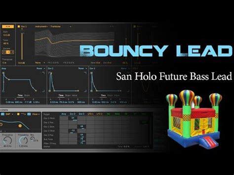 san holo presets ableton wavetable future bass san holo lead youtube