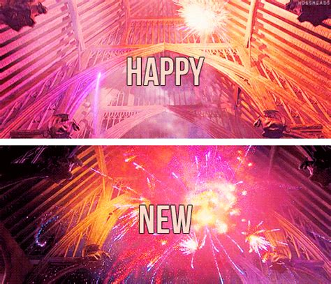 harry potter new year harry potter ootp happy new year minegifs minegifs6 le