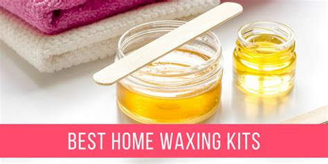 at home waxing kit sweetease waxing kits let s talk the