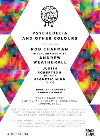 psychedelia and other colours books faber social stories performance